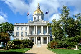 New Hampshire Statehouse, Concord, NH